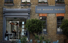 London's Modern Teahouses