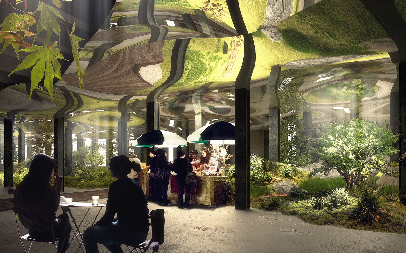 New York City's Underground Park the 'Lowline' Planned for 2021