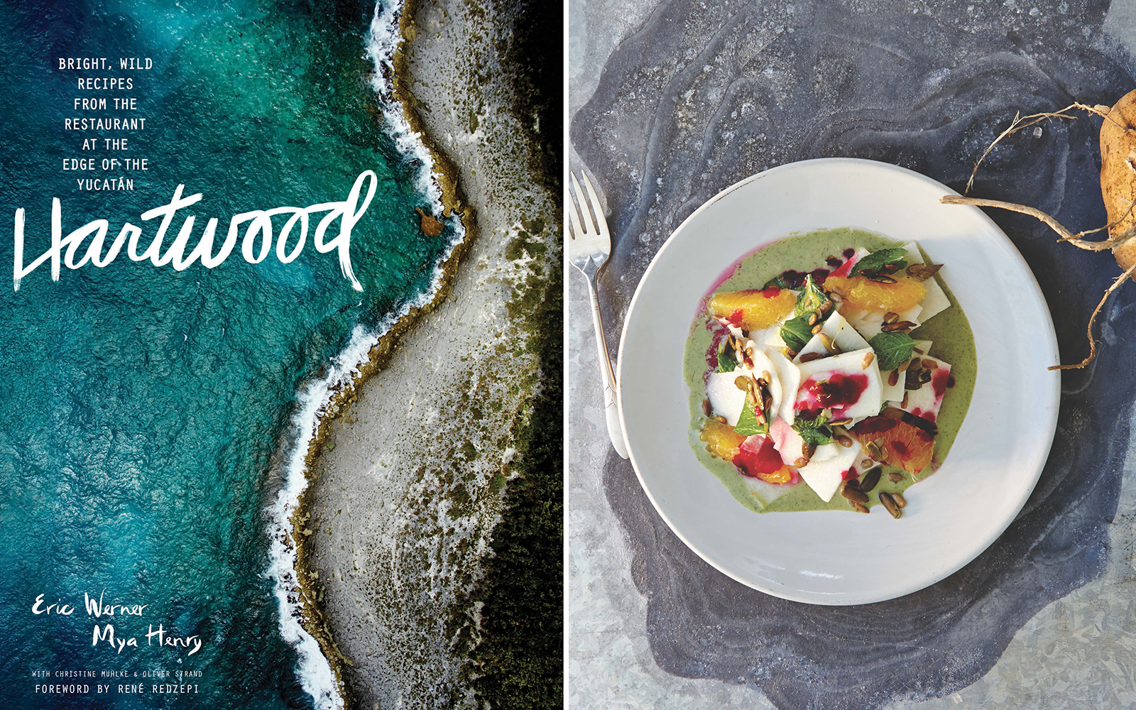 16 new cookbooks for the traveler who loves to eat travel leisure excerpted from hartwood by eric werner and mya henry artisan books copyright 2015 forumfinder Images