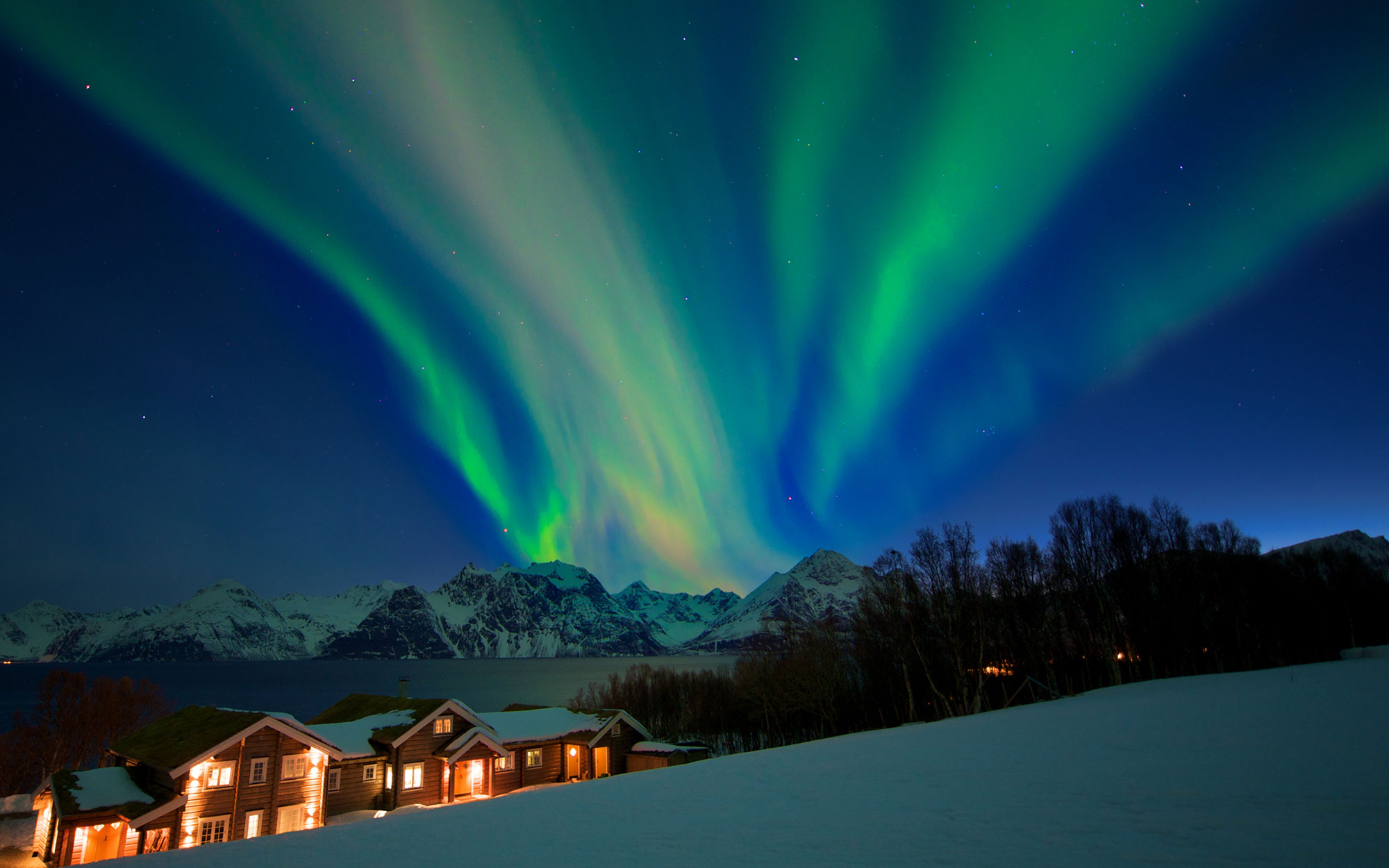 northern lights hotel