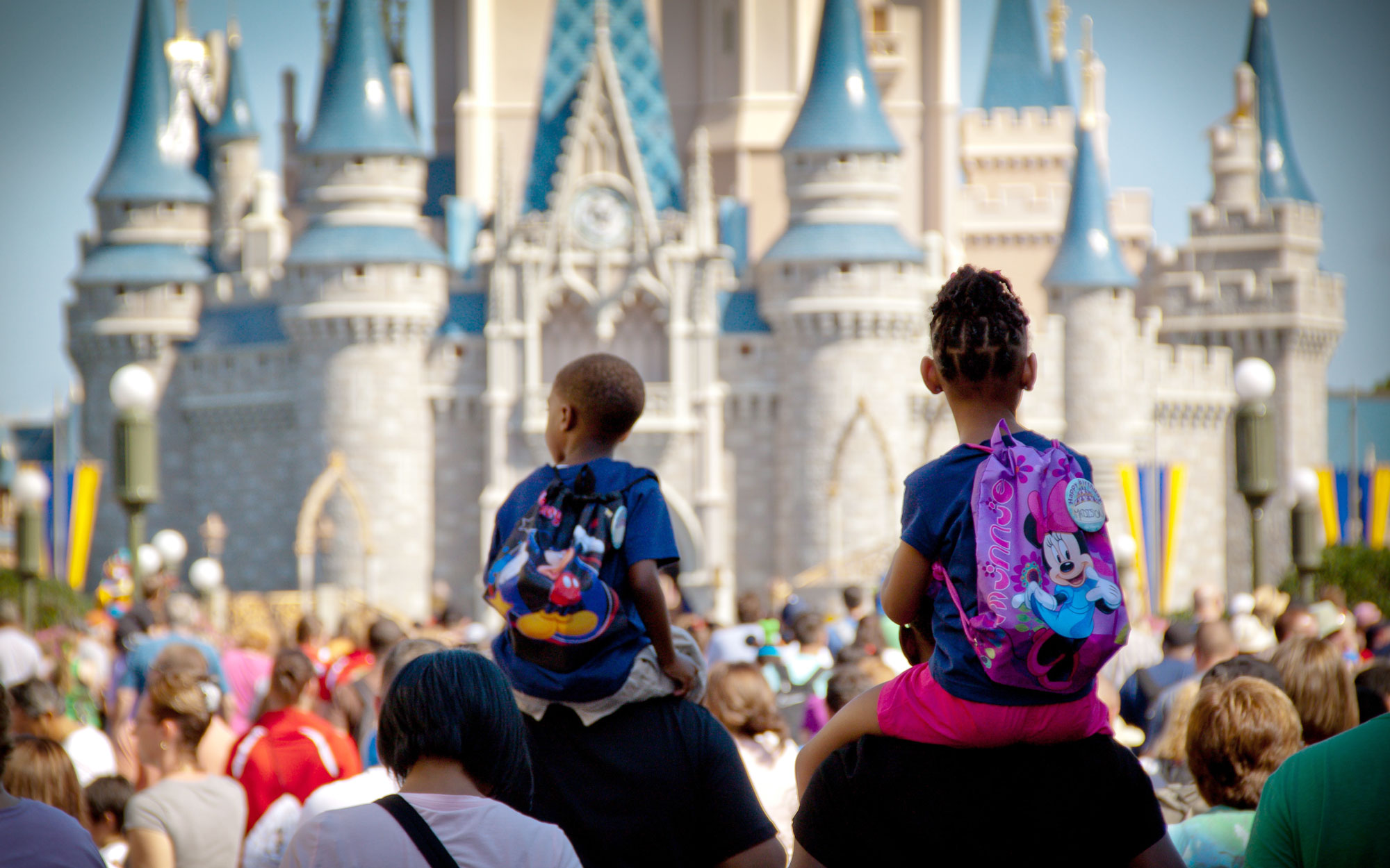 Disney World Tips for Parents