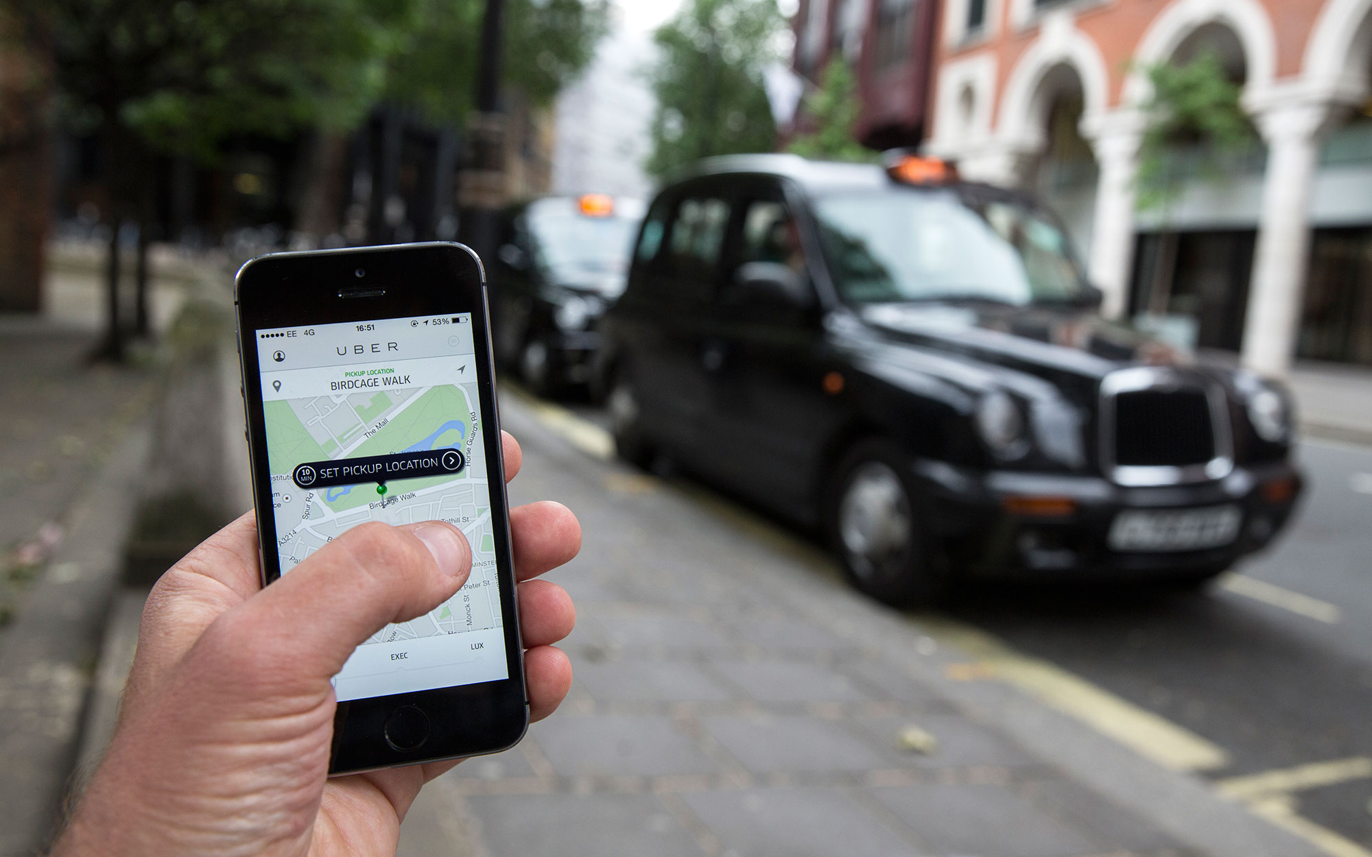 Uber vs. the Rental Car: Which is Cheaper?