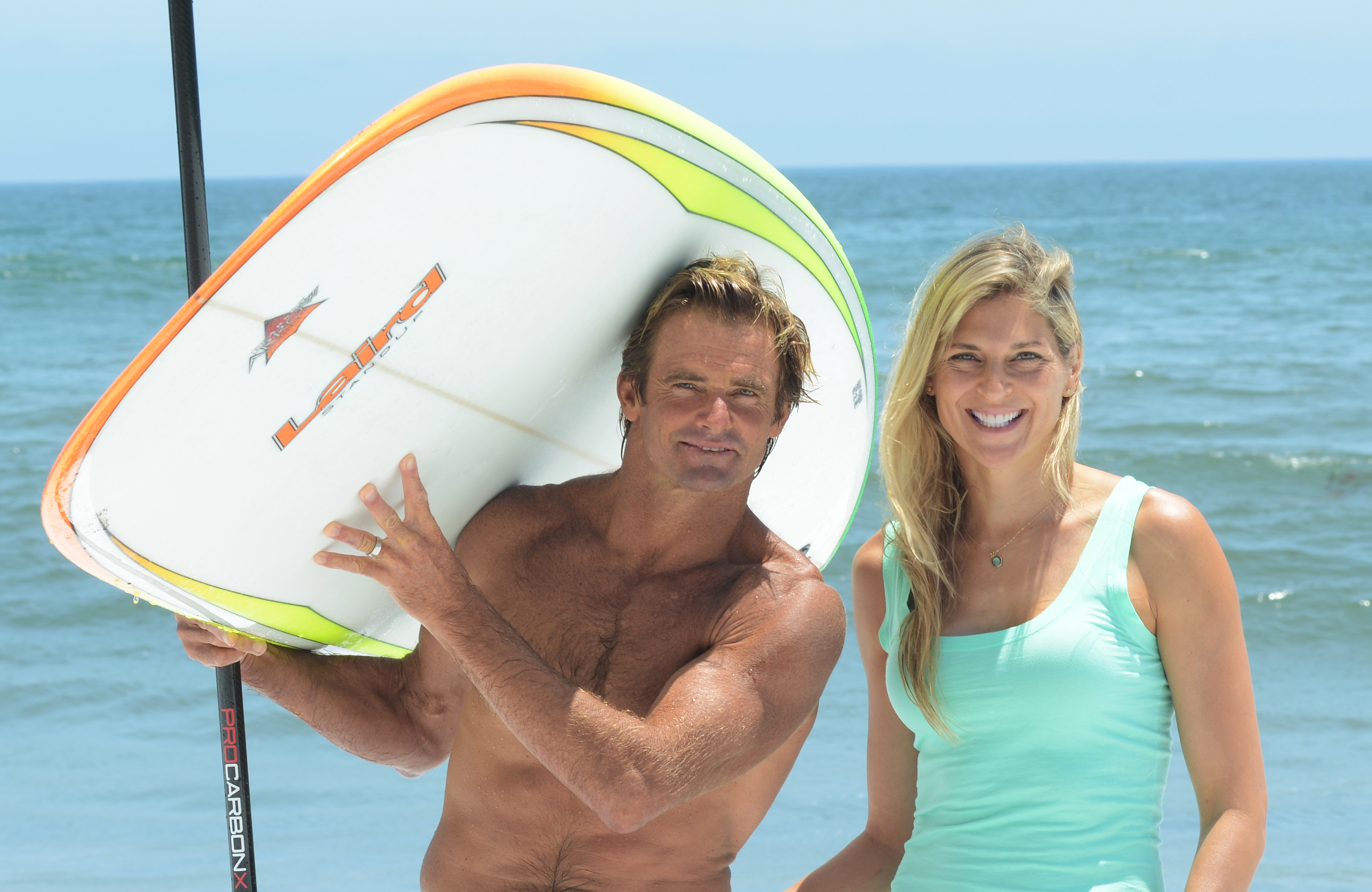 Laird Hamilton and One & Only Palmilla Pair Up