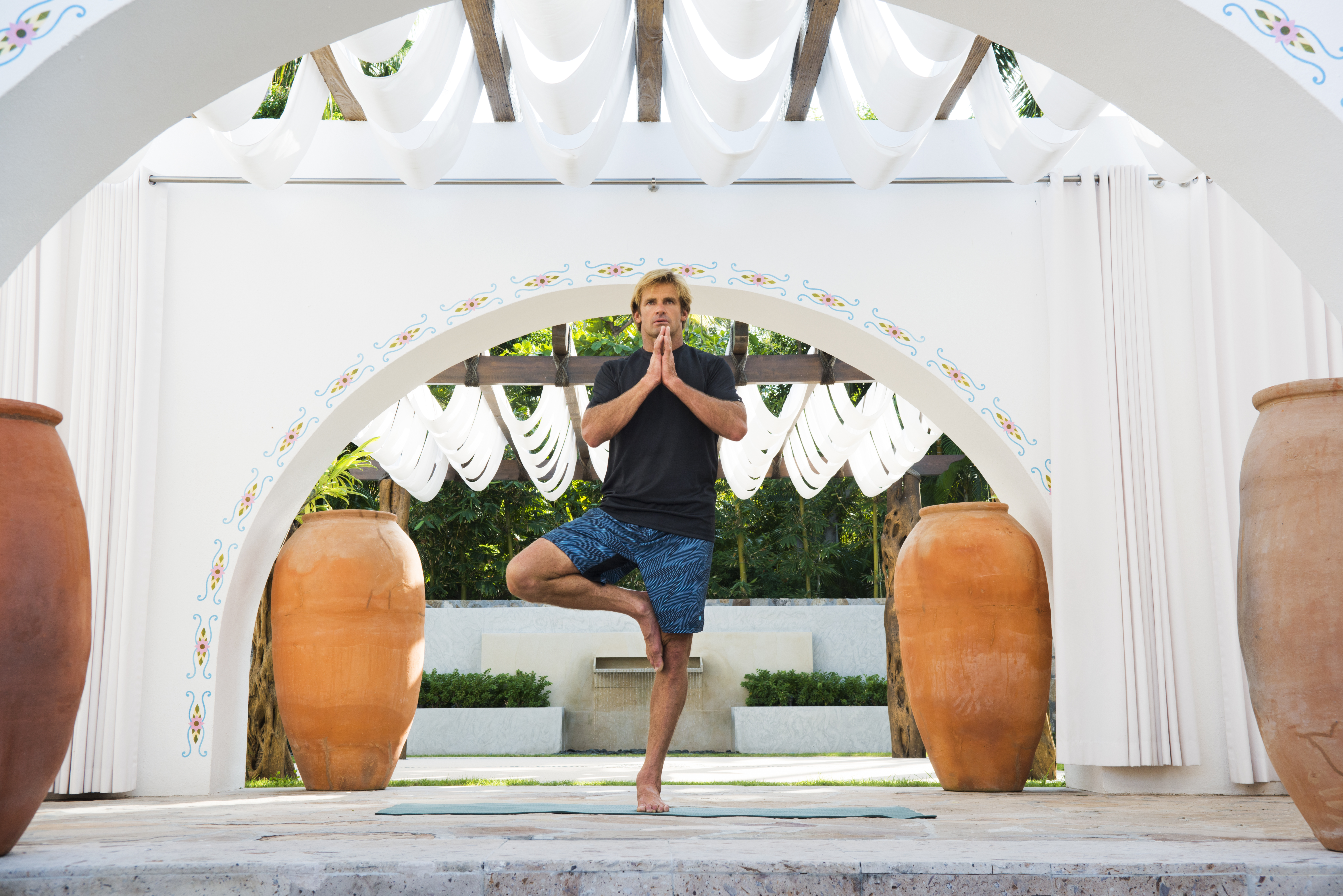 One&Only Palmilla Laird Yoga