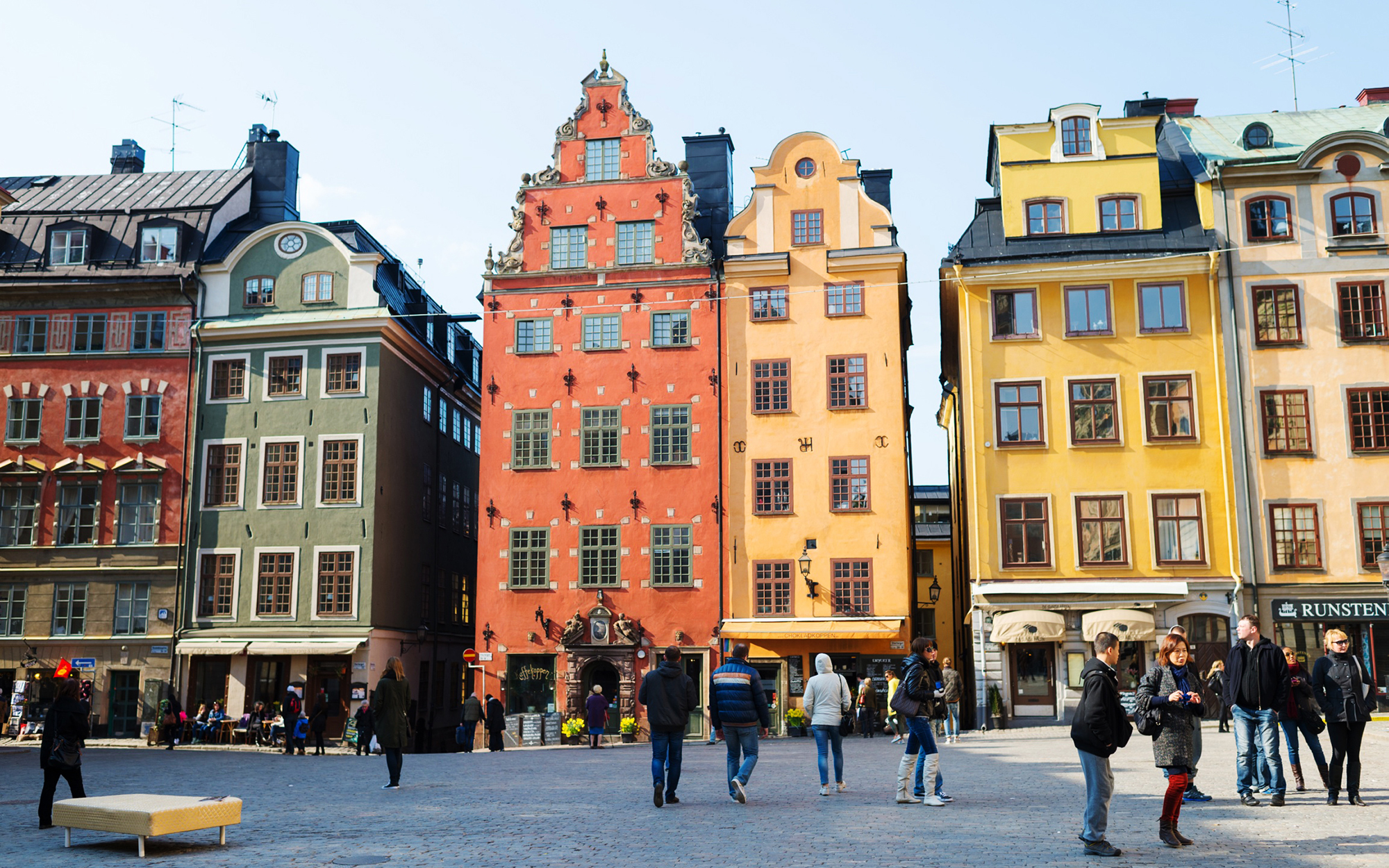 Stockholm Restaurants Find The Best Restaurants In
