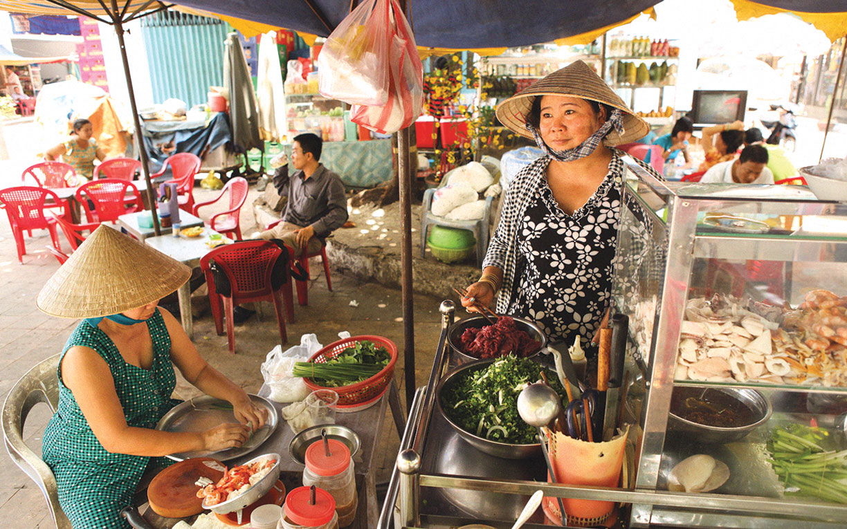 A Food Tour of Vietnam