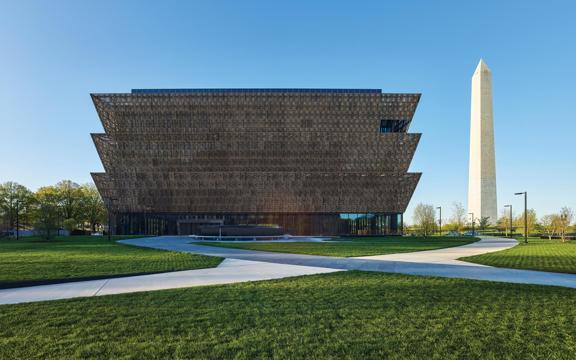 The Smithsonian National Museum of African American History and Culture Interview