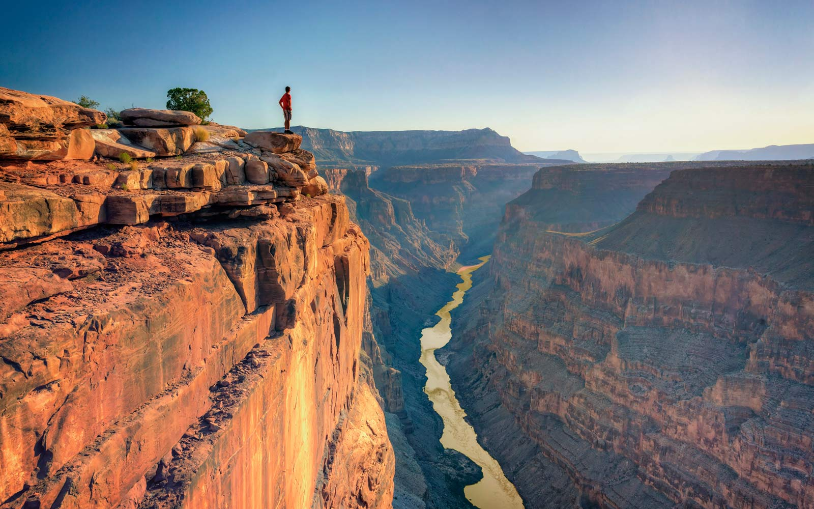 Grand Canyon National Park, Toroweap Overlook, North Rim
