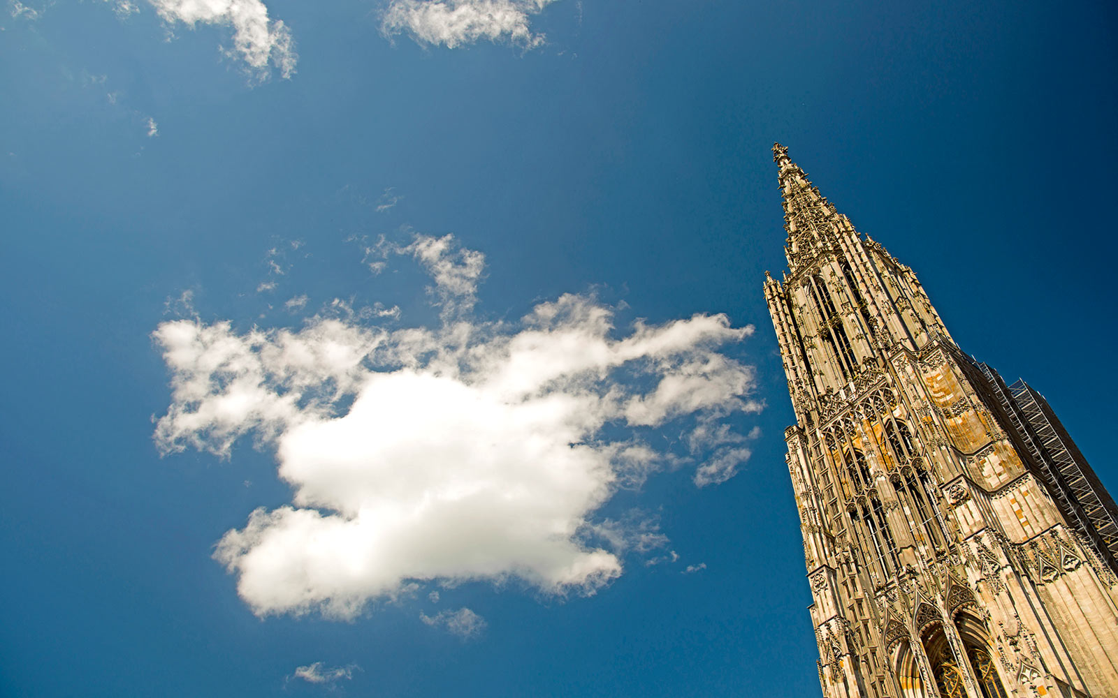 World's Tallest Church Tower Under Threat From Public Urination