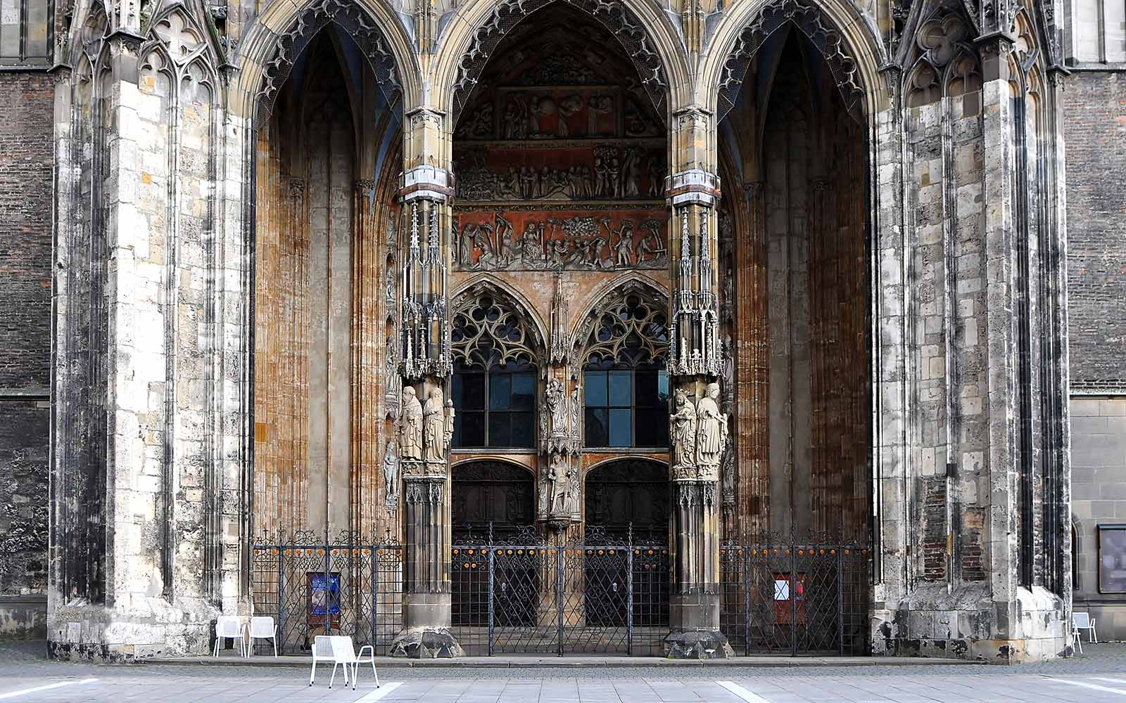tallest church being eroded by peeing, vomiting vandals