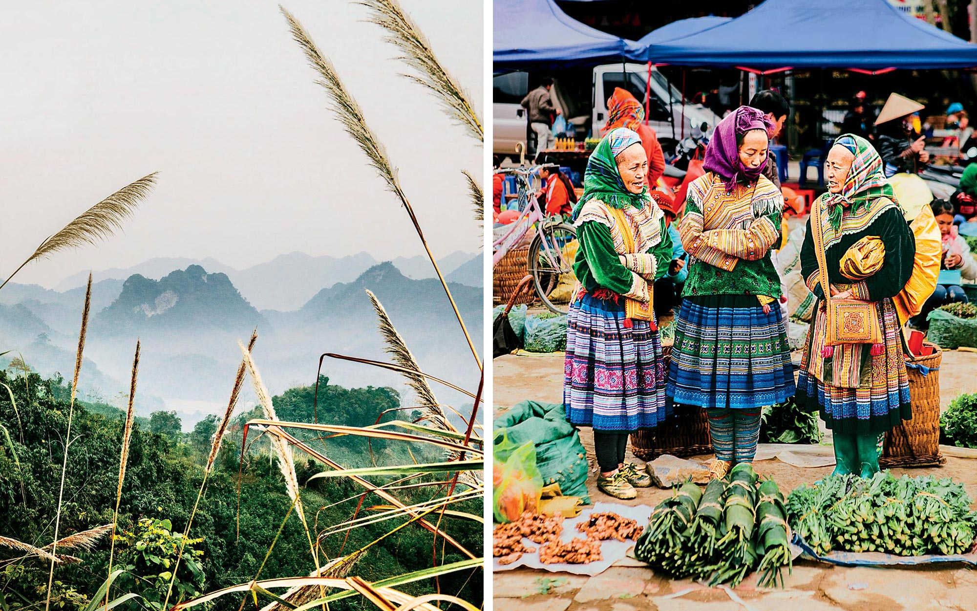 North Vietnam Road Trip