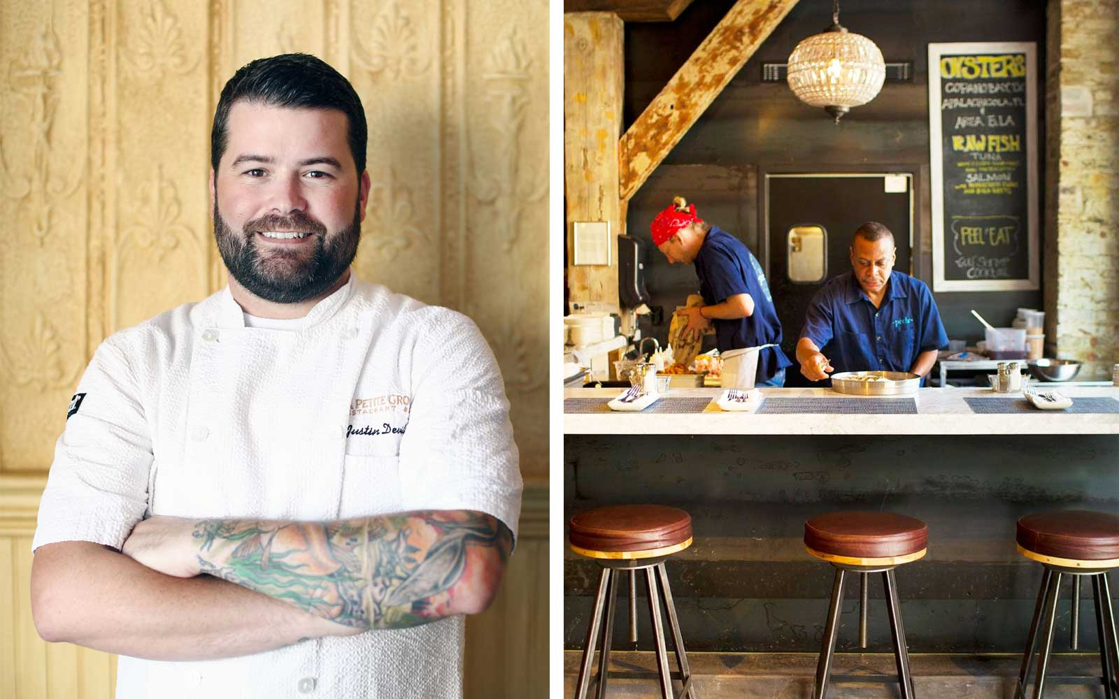 Guiding Bite: Chef Justin Devillier's Culinary Guide to New Orleans