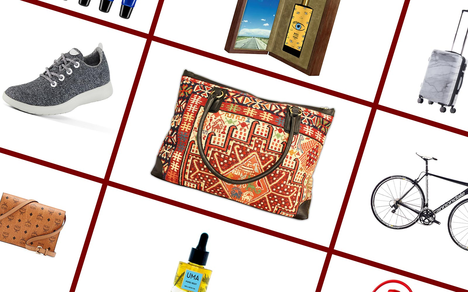 The Best Gift Ideas, as Chosen by Travel + Leisure's Editors.