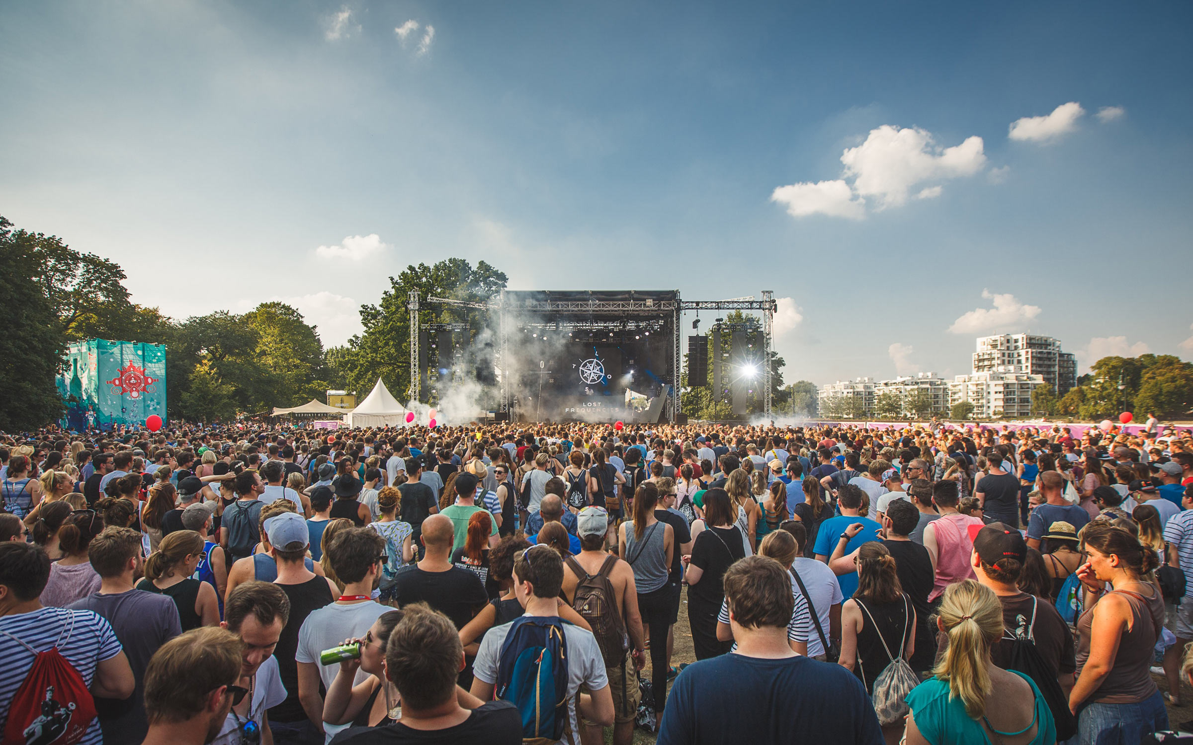 Lollapalooza, Tempelhof, Berlin, Germany