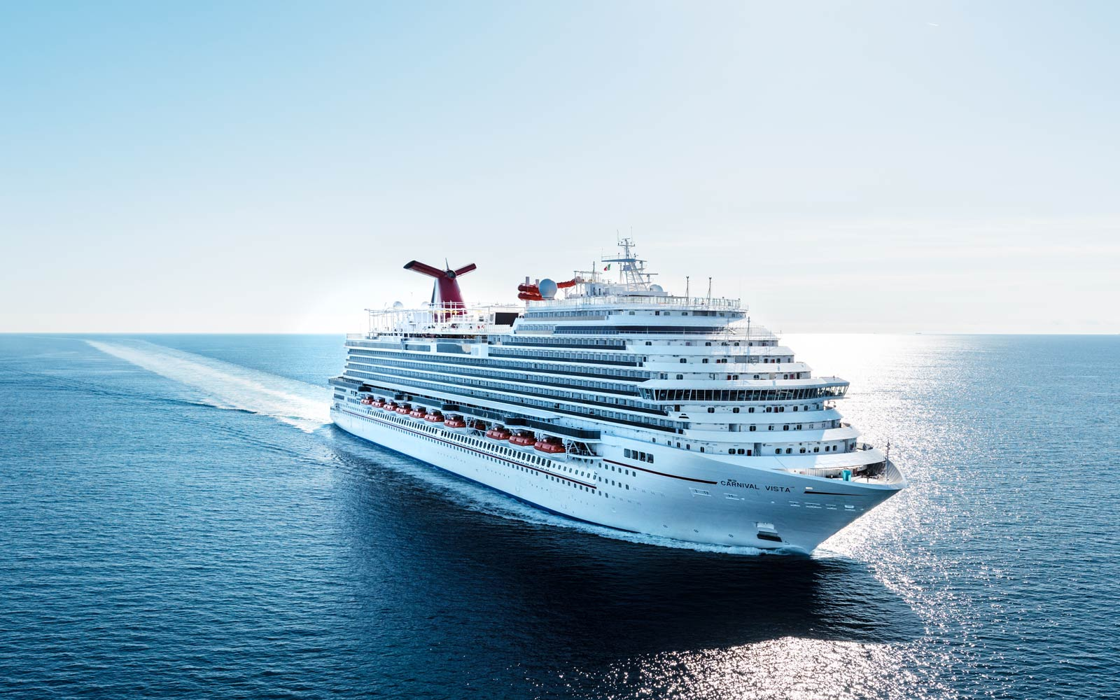 Five Things to Know About Carnival Cruise Line's Vista Cruise Ship
