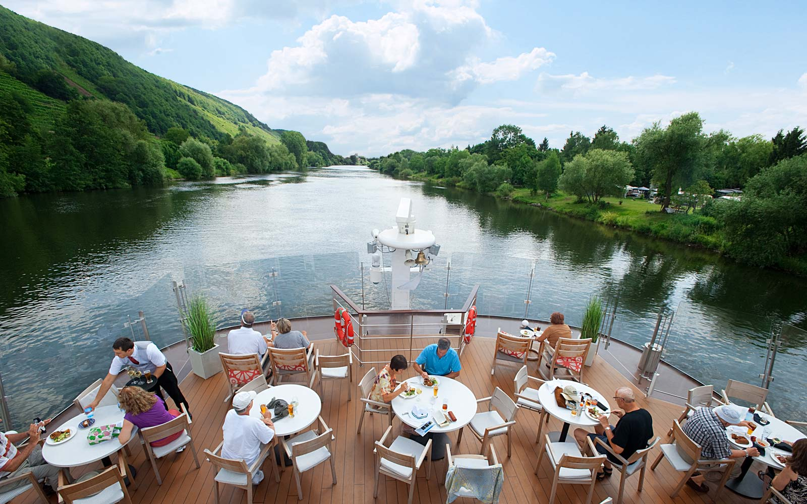 Five Things to Know About Viking River Cruises' Alruna Cruise Ship