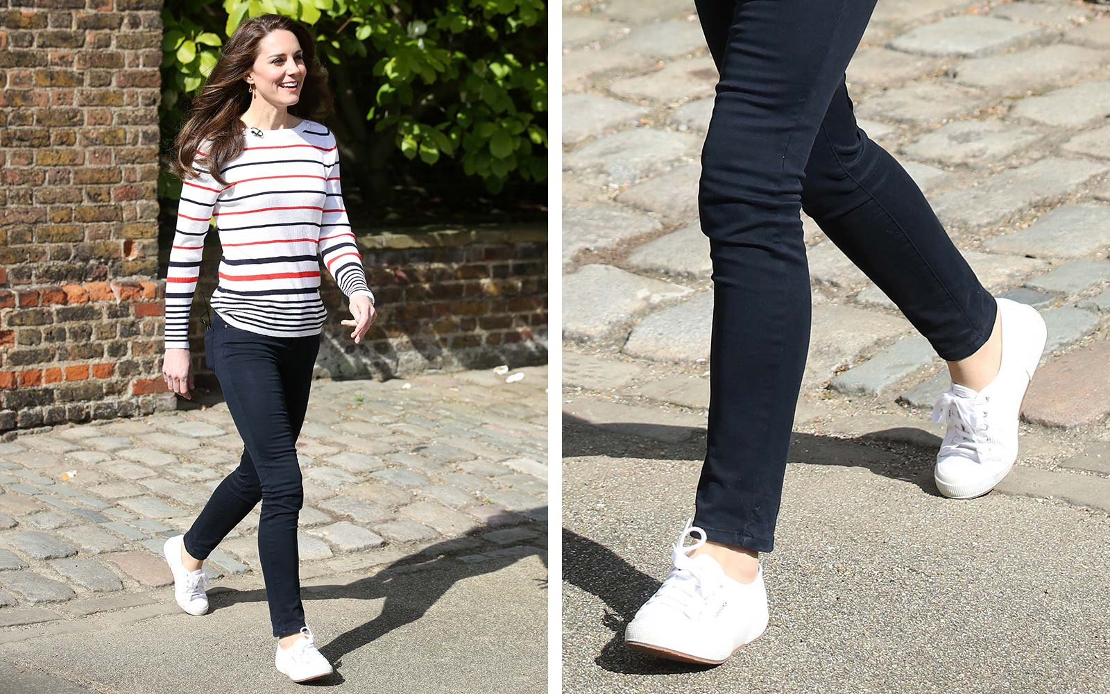 Kate Middleton Just Wore the $65 Sneakers You've Been Looking For