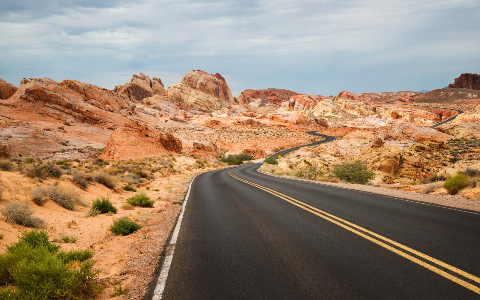 Nevada, Valley of Fire State park