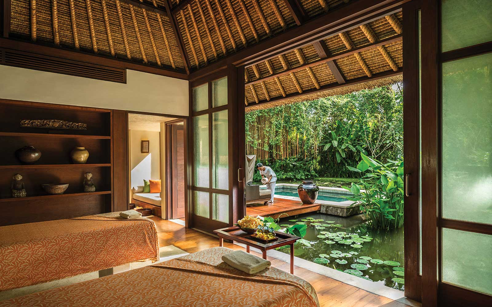 Four Seasons Resort Bali at Sayan Hotel in Indonesia