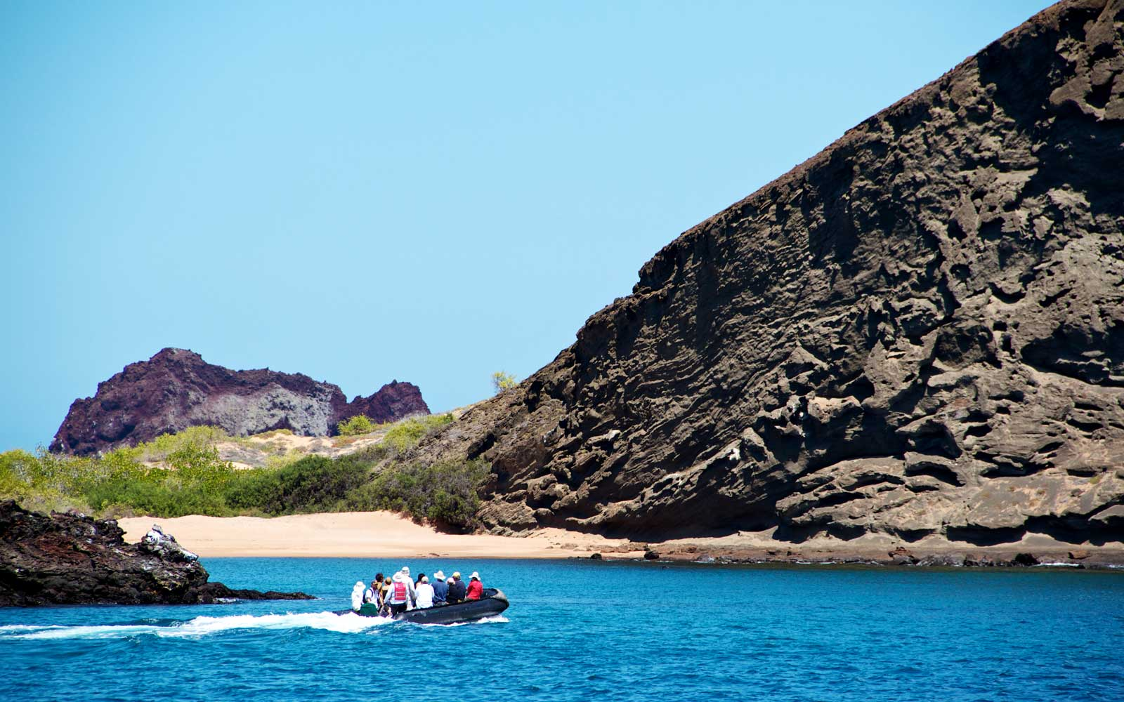 Book a 5-day Galapagos Cruise for $2,523 Per Person