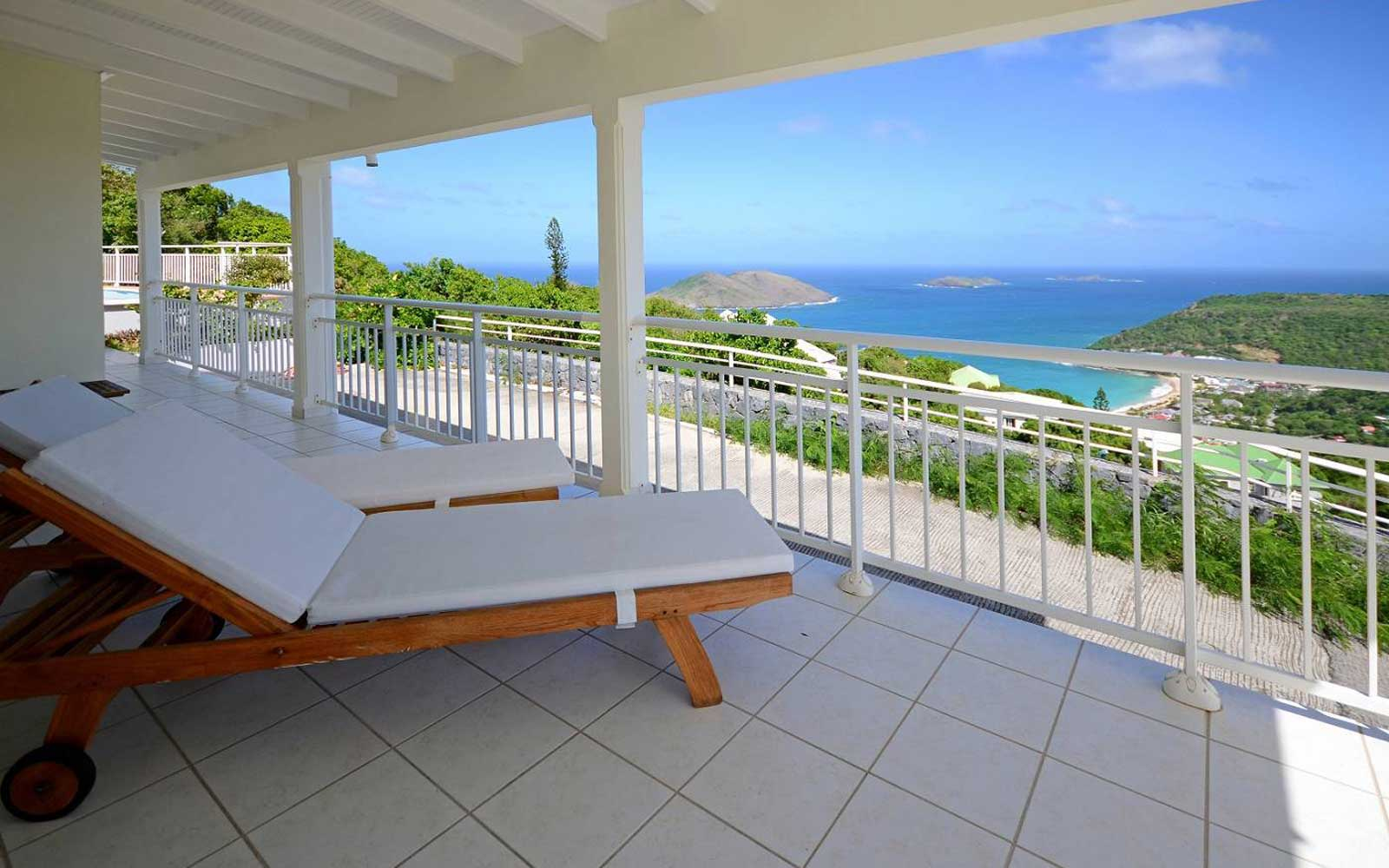 Stay at this Villa on St. Bart's for Only $2,100 Per Week