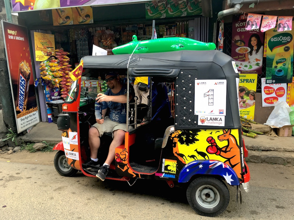 30% off a 10-Day Rickshaw Adventure in Sri Lanka
