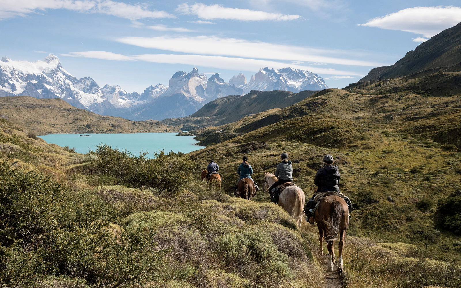 Horseback Riding in Torres del Paine National Park