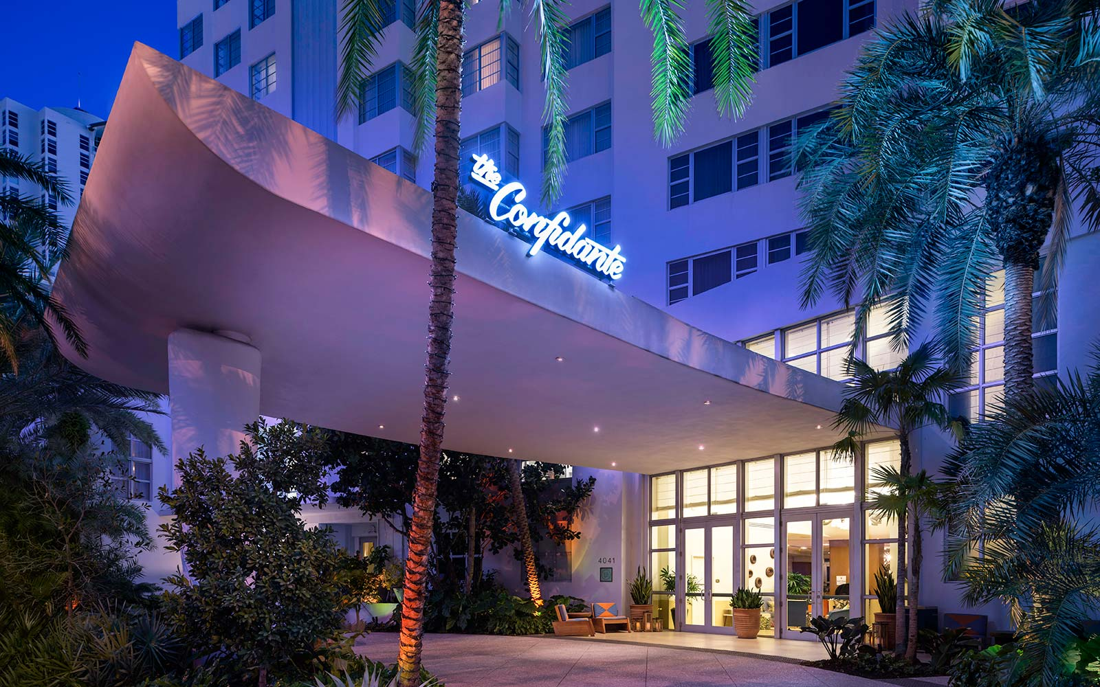 Save 40% on Stays at The Confidante in Miami Beach