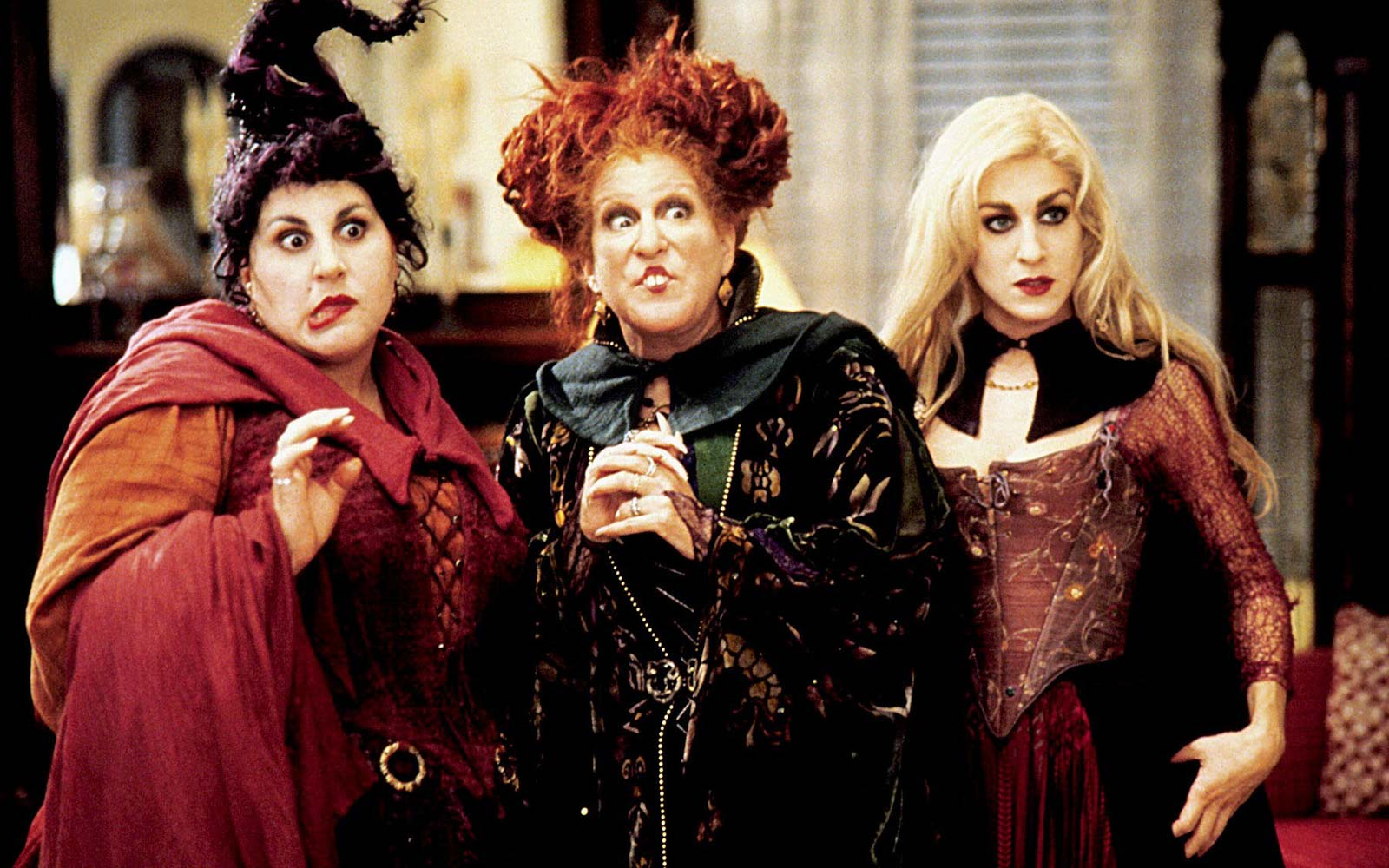 Here's How You Can Visit the Set of 'Hocus Pocus'