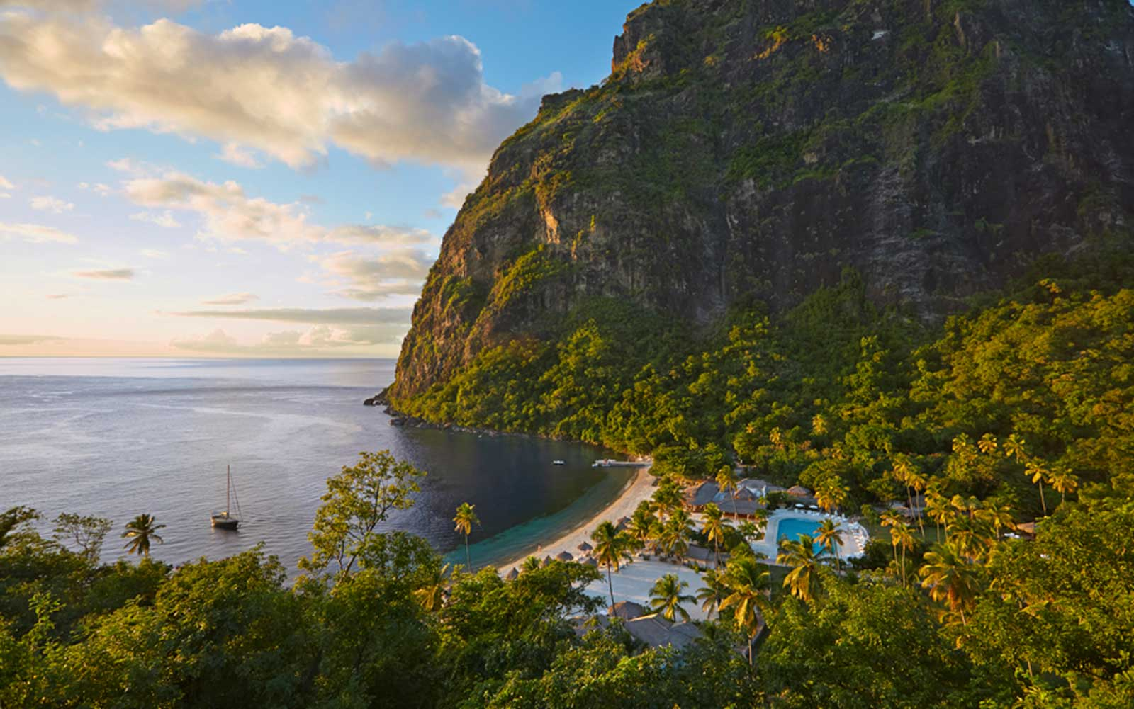 Enjoy 30% off Stays at this Luxury Resort in St. Lucia