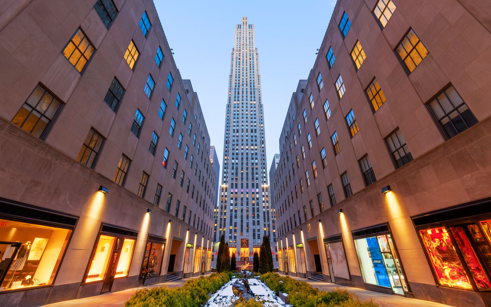 Rockefeller Center is Getting a Huge Renovation