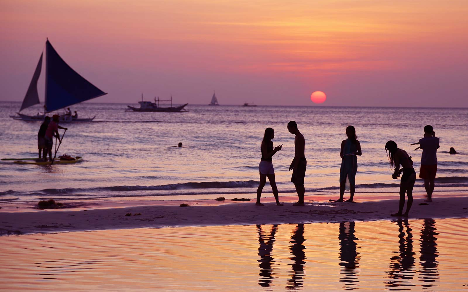 Where to Find the Most Romantic Sunsets in the World