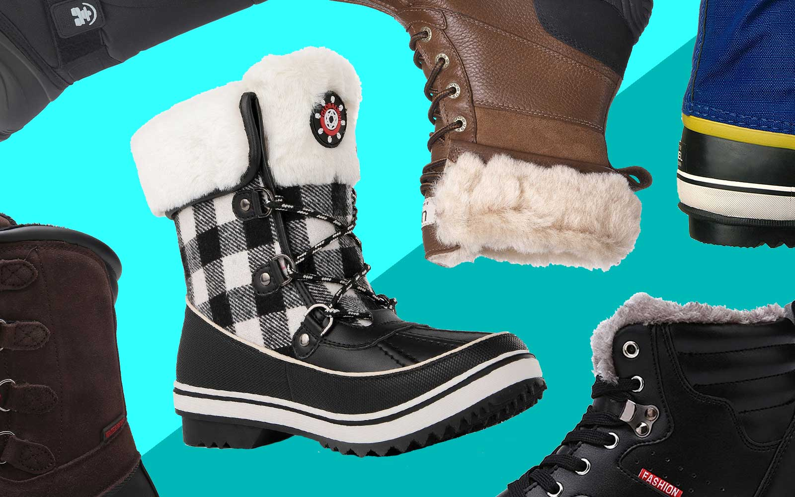The Best Snow Boots You Can Get on Amazon