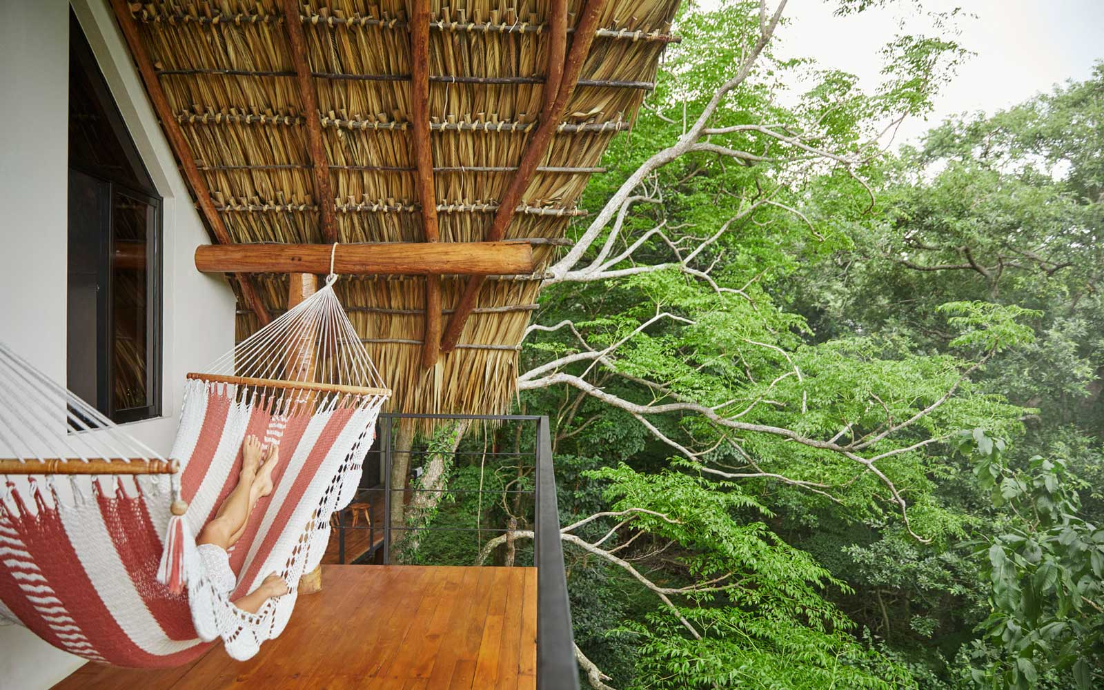 Get a Deal on a Three-night Stay at This Eco-retreat Perched Above a Nicaraguan Beach Town