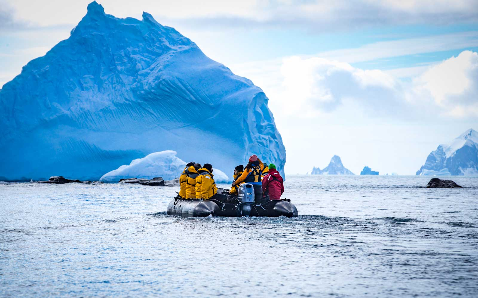 Get 35% off an Epic, All-inclusive Trip to Antarctica Through Peregrine Adventures