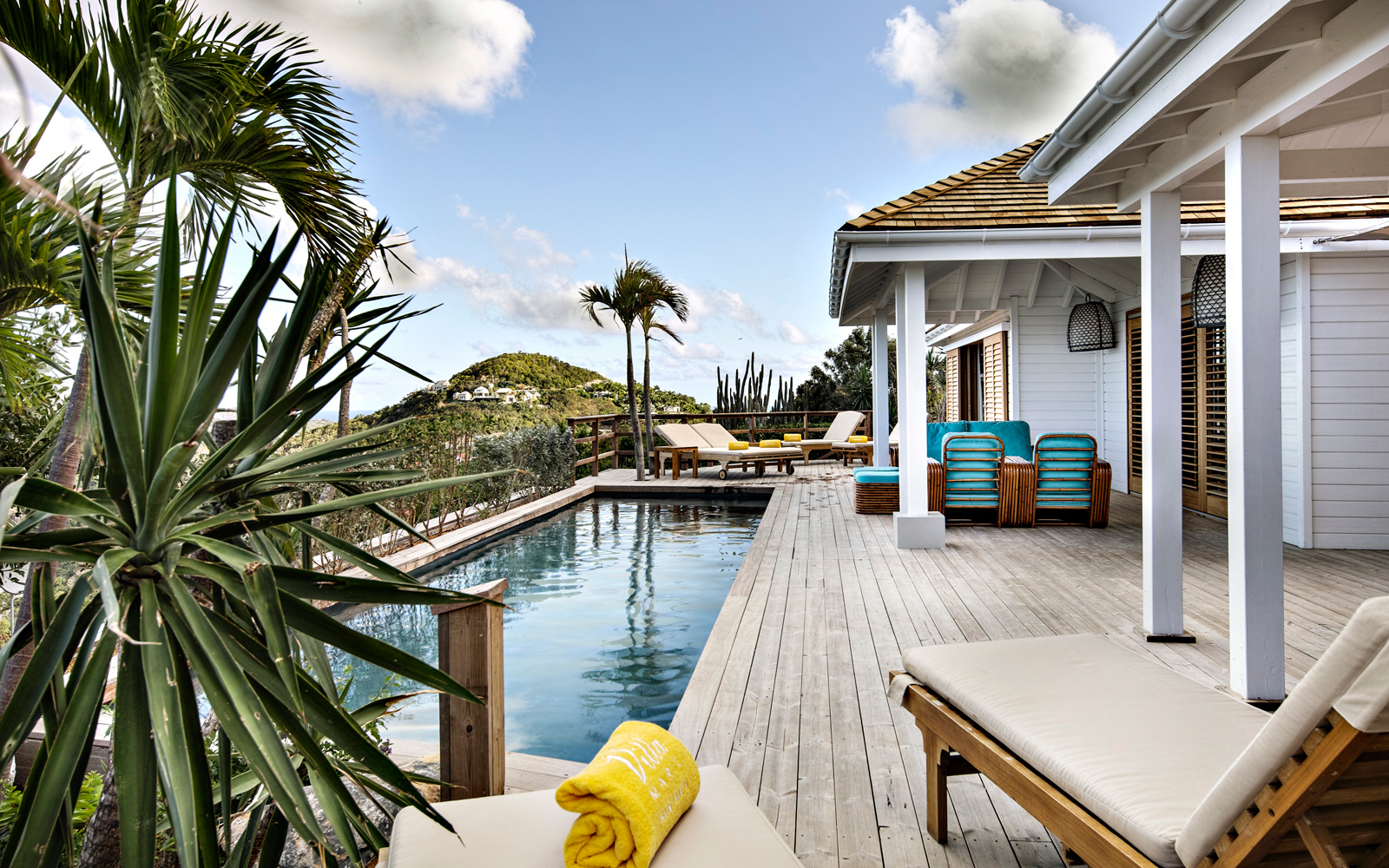 Get 30% off a Three-night Stay in a Tropical Bungalow in St. Bart's