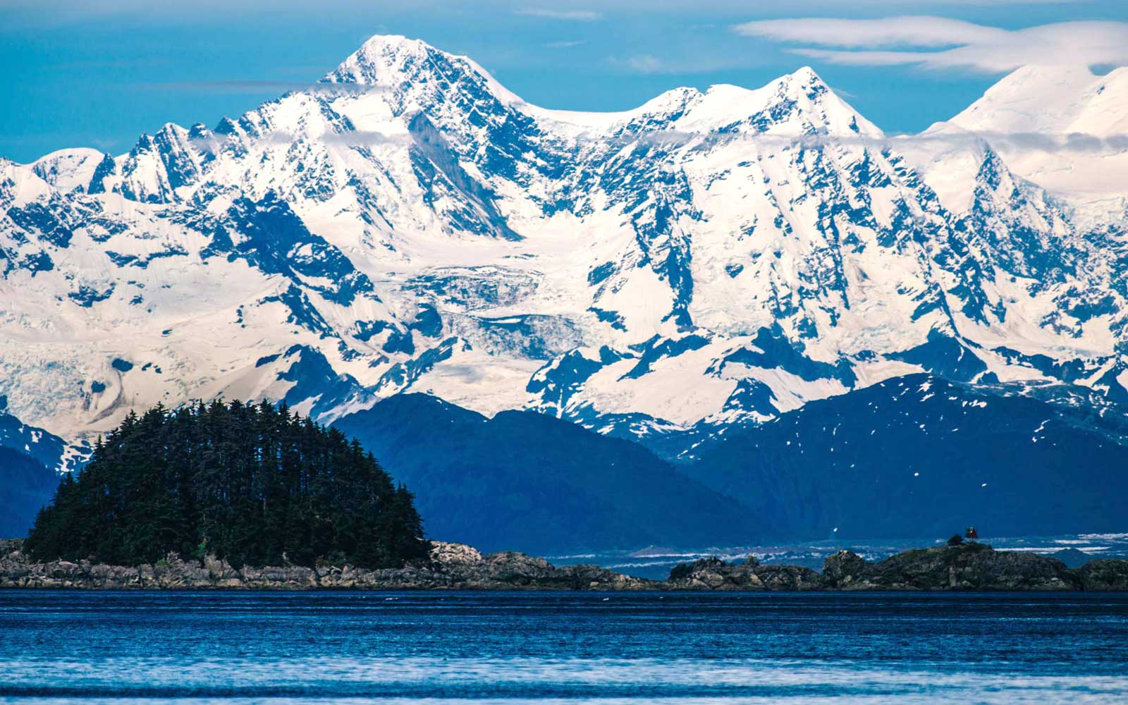 Sail Across Alaska's Prince William Sound on This Seven-night Adventure Cruise
