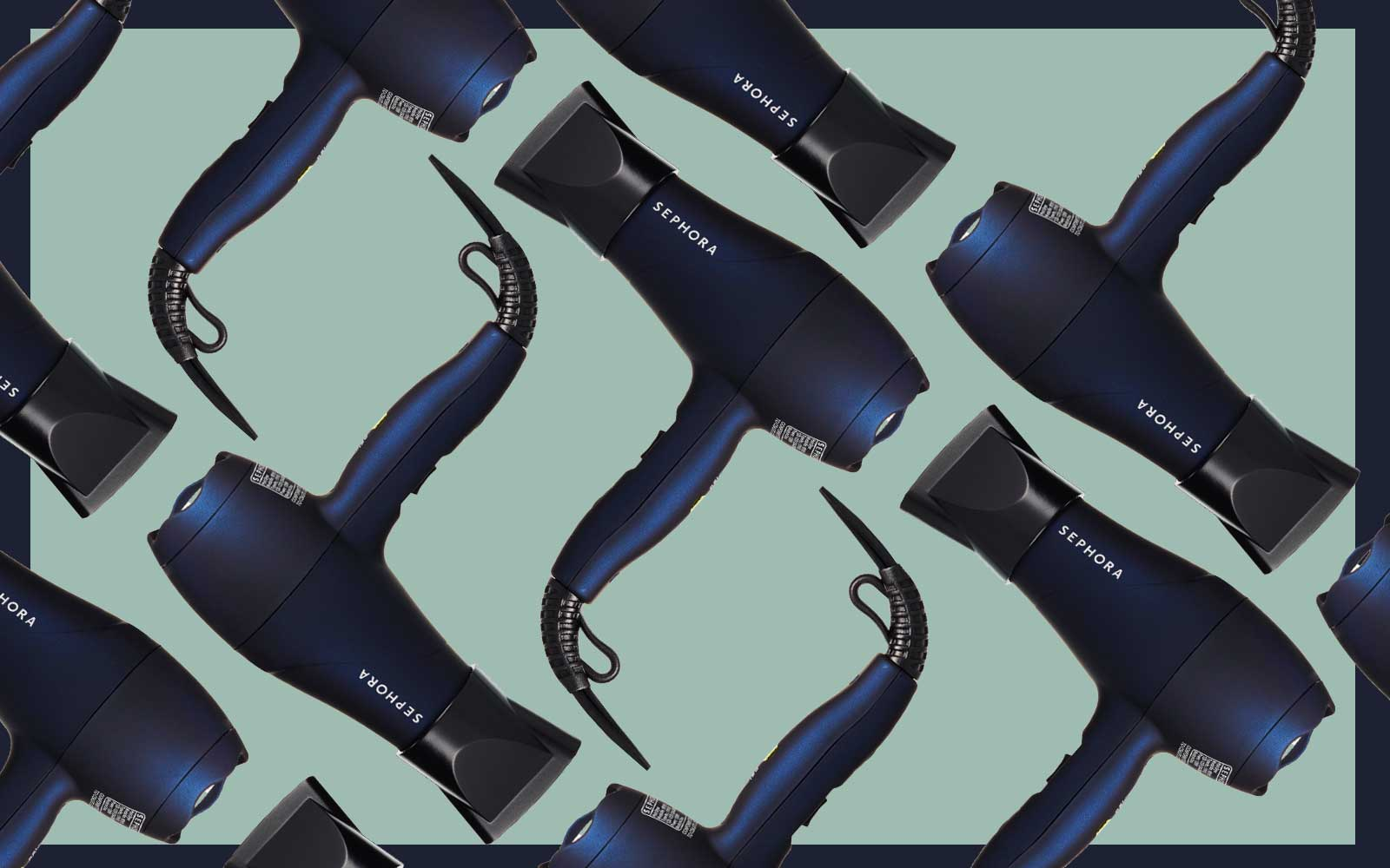The Travel Hair Dryer So Good It Replaced My Full-size Blow Dryer