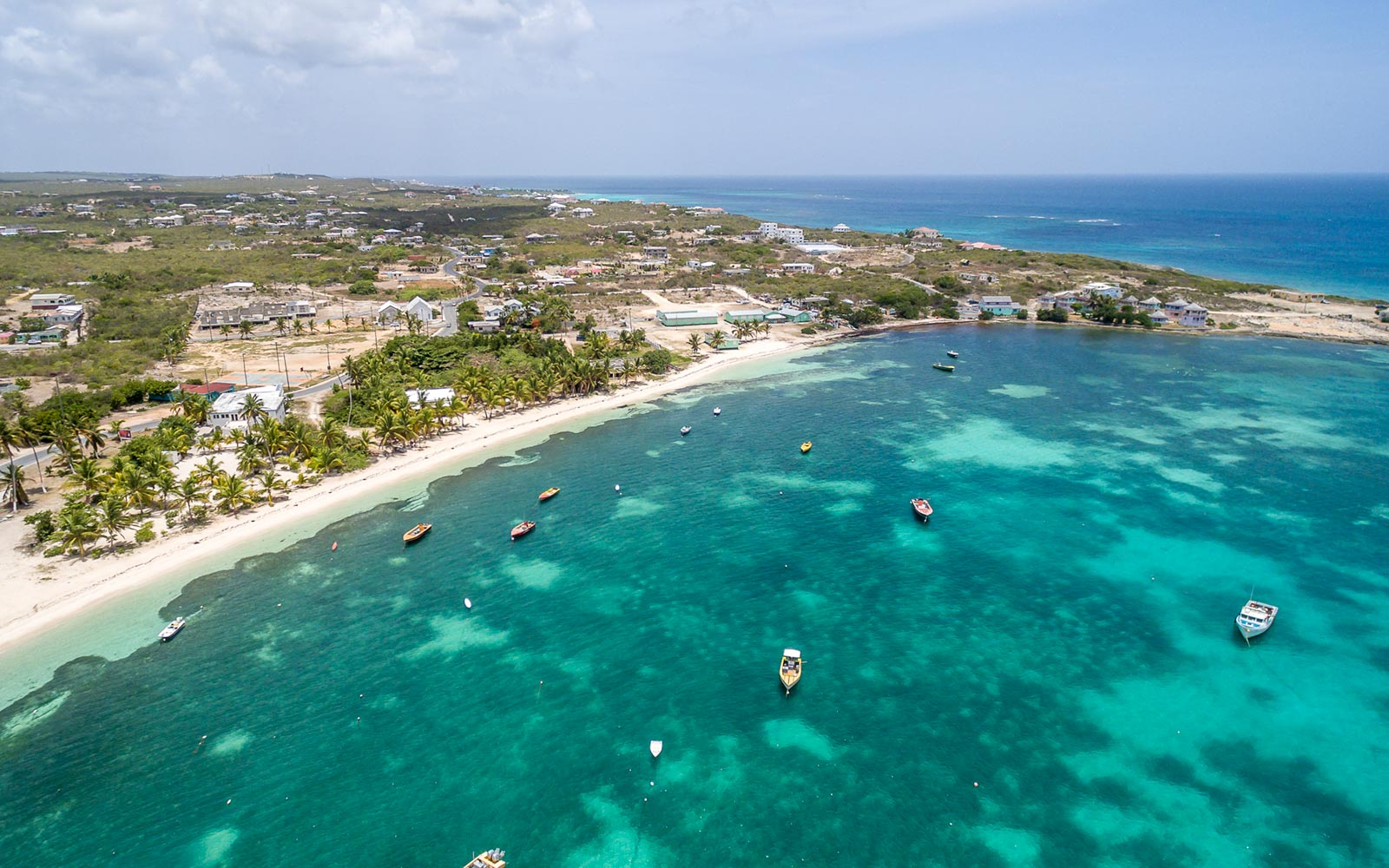 The 2018 World's Best Islands in the Caribbean, Bermuda, and the Bahamas