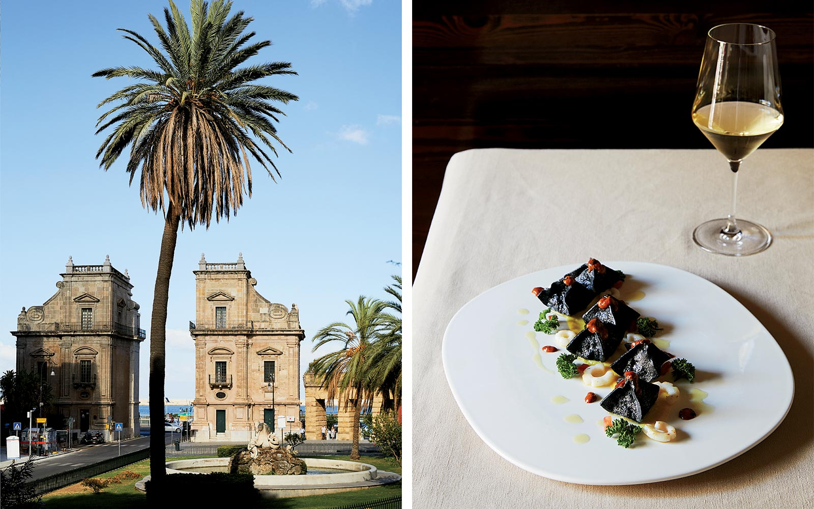 Culture and Food in Palermo, Sicily