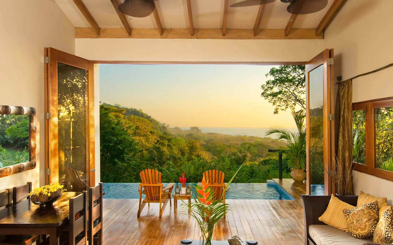 Save 30% off a three-night stay at a villa resort in Costa Rica