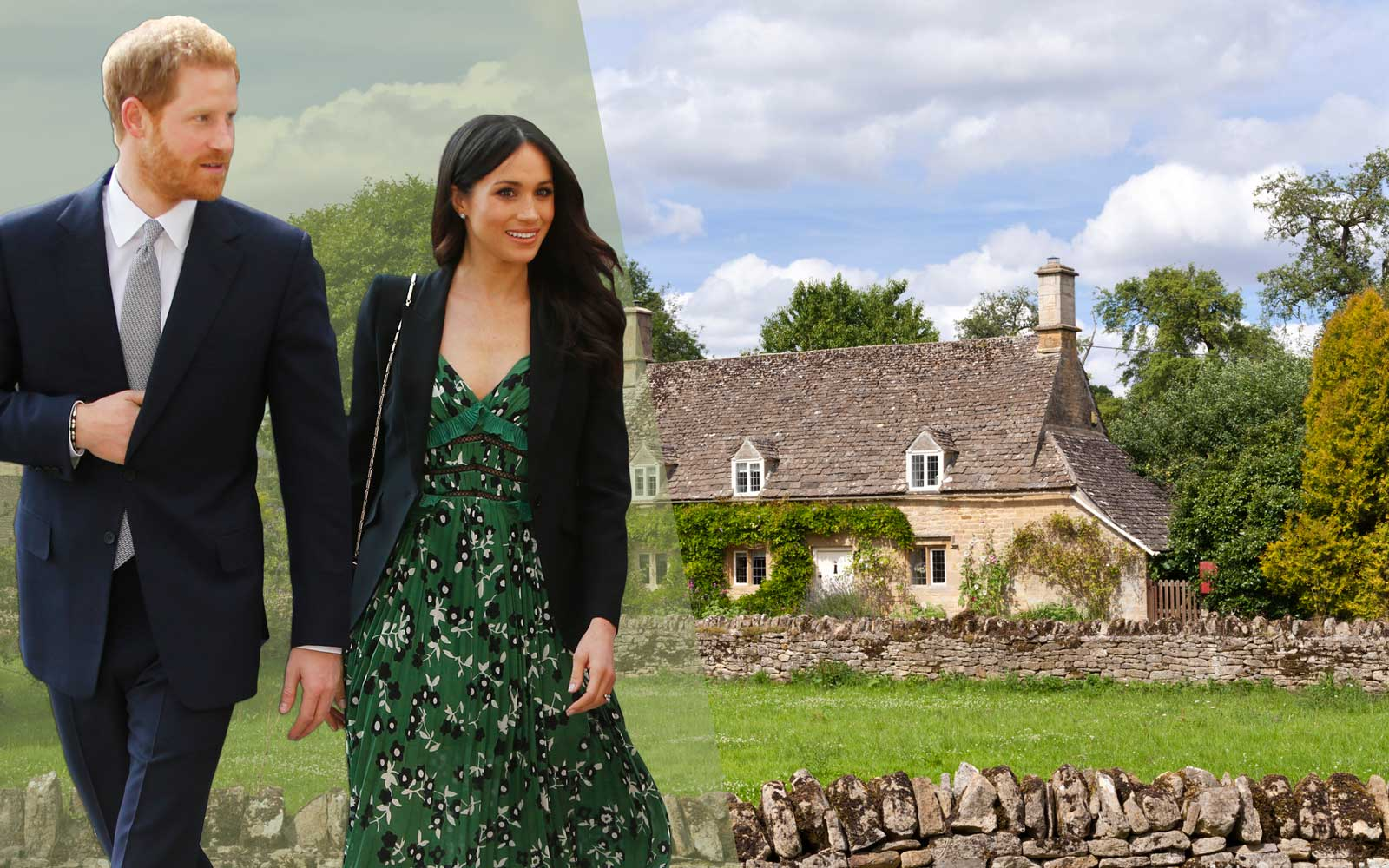 Where Prince Harry and Meghan Markle Chose to Unwind Before the Royal Wedding