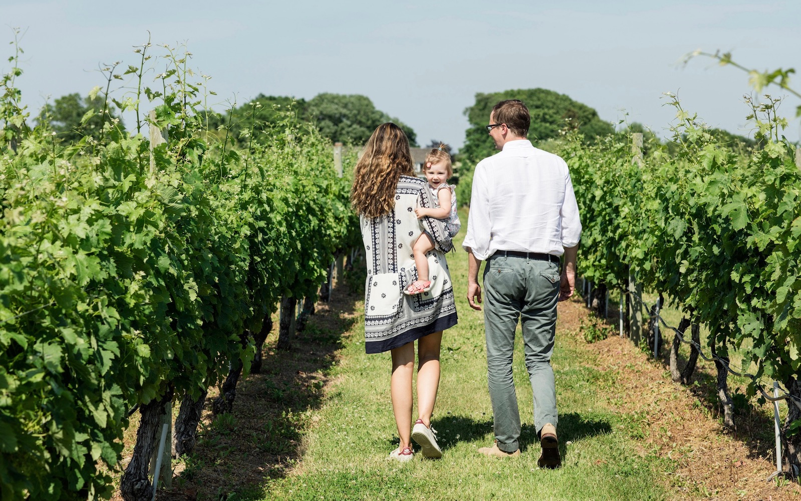 the wolffer family at wolffer estate vineyard in long island
