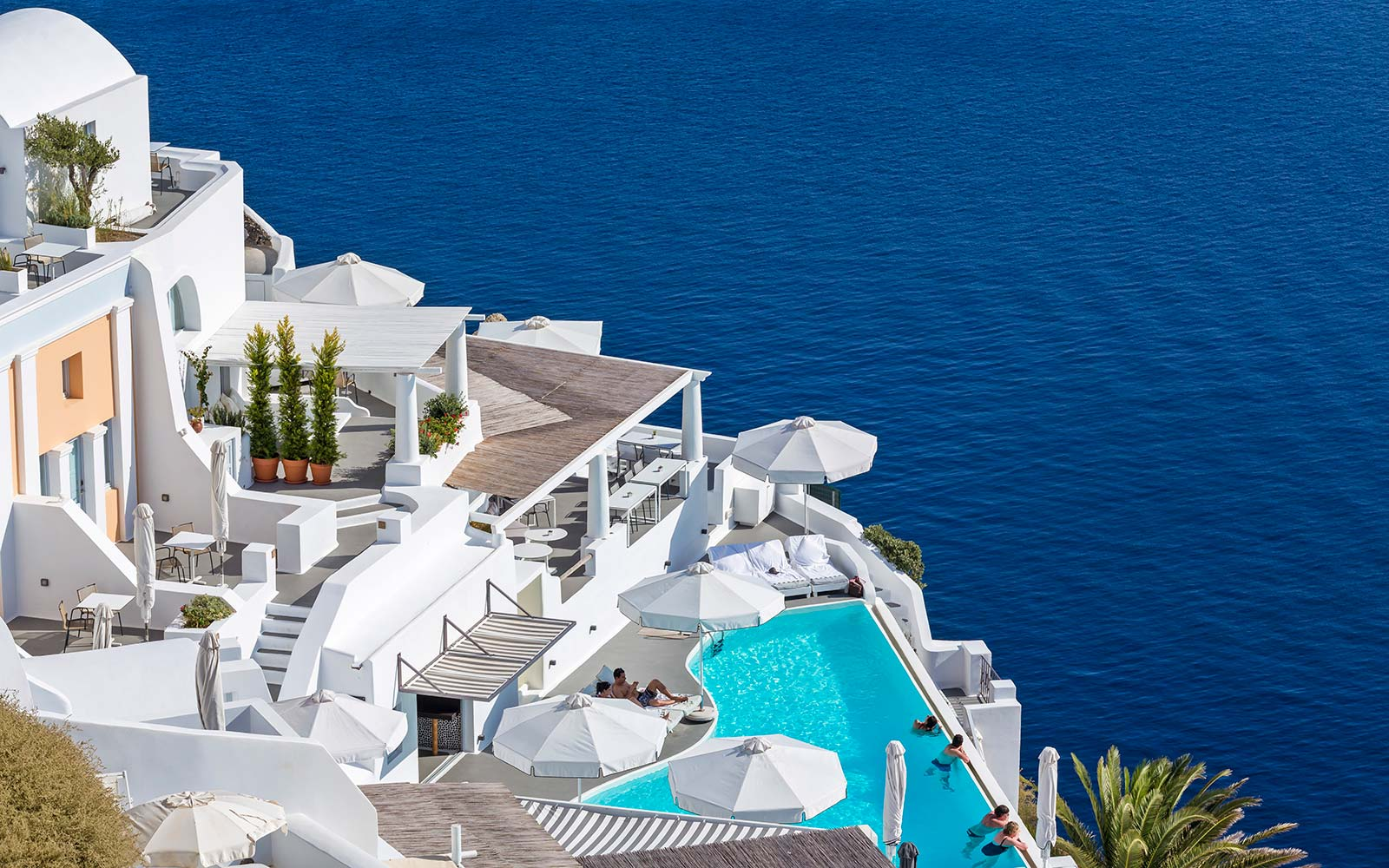The 2018 World's Best Resort Hotels in Greece