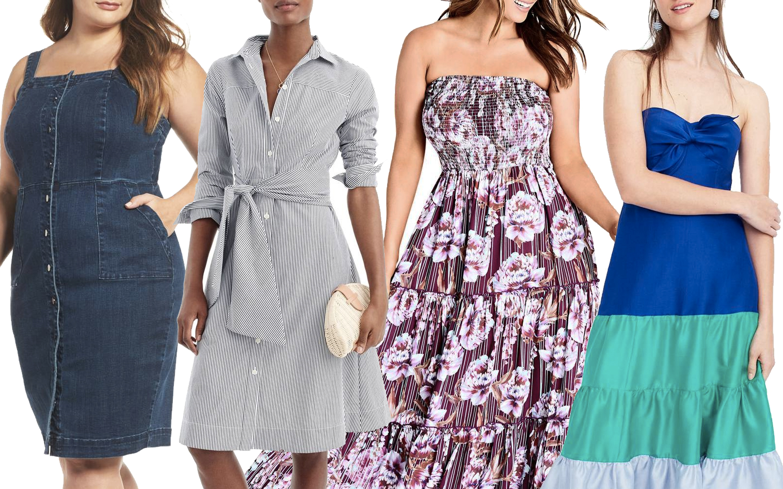 Nordstrom's Half-yearly Sale Has so Many Perfect Summer Dresses