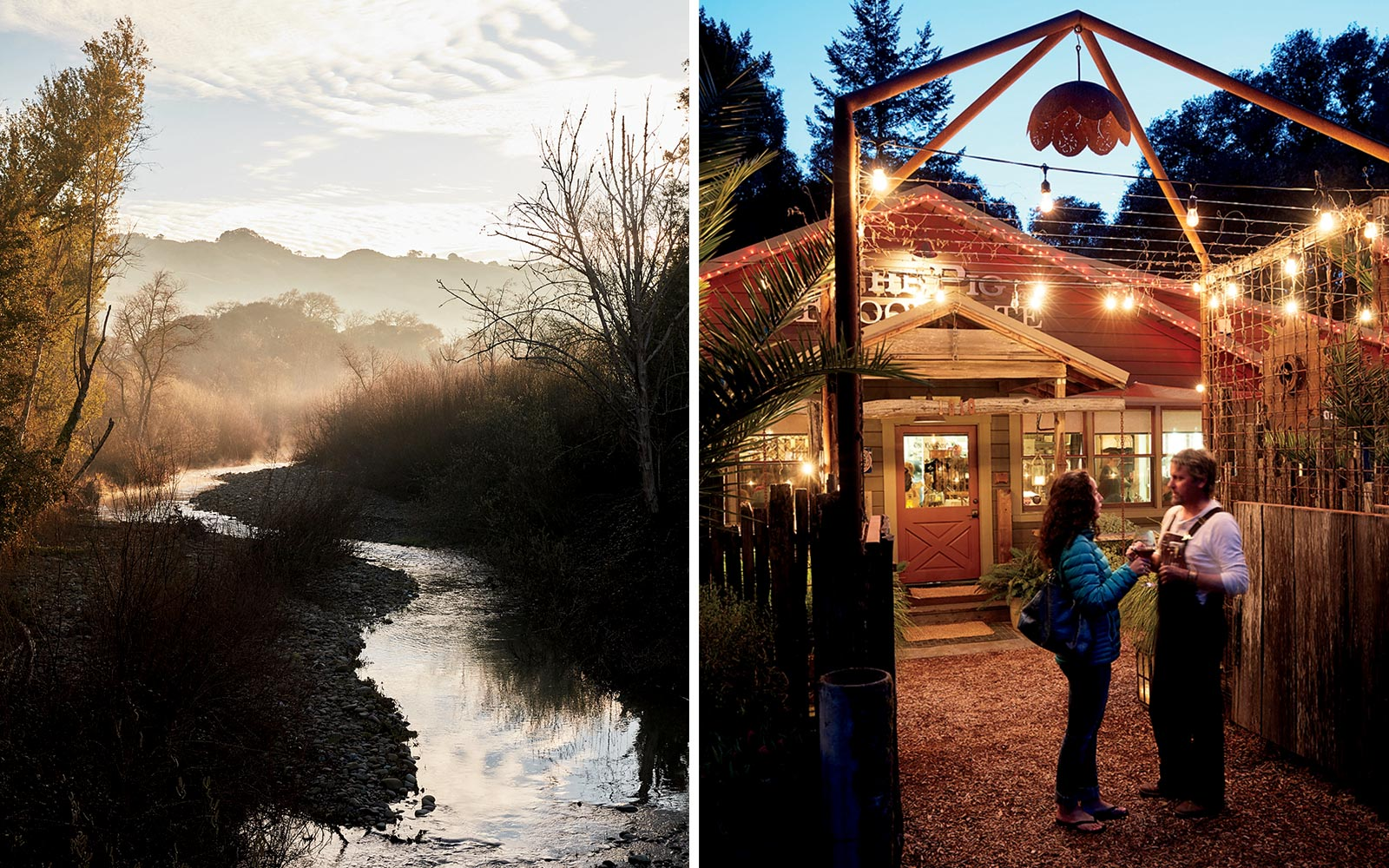 Mendocino County Is a Paradise For Lovers of Great Food and Top-notch Wines | Travel + Leisure