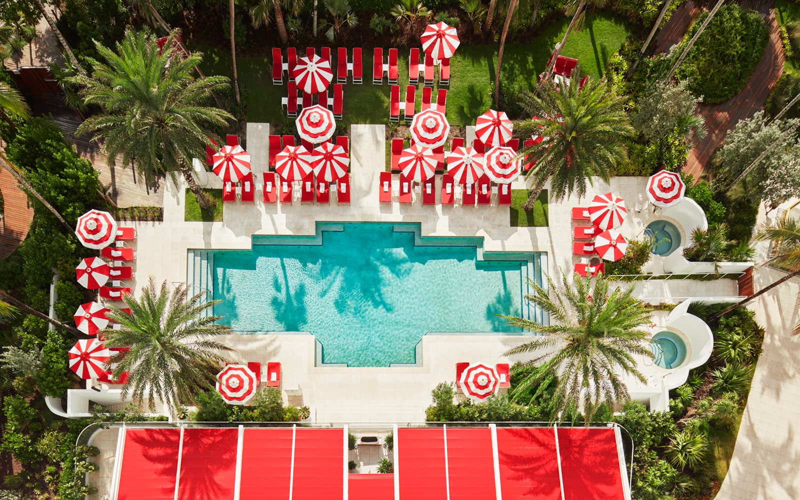 The 2018 World's Best Hotels in Greater Miami Beach