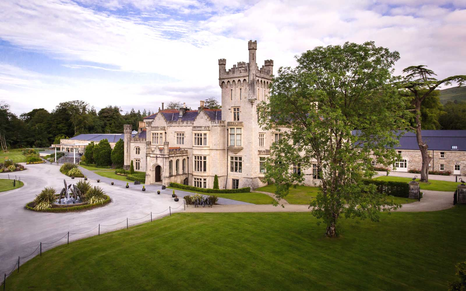 Get 40% off a Stay at This Grand Castle Hotel in Ireland