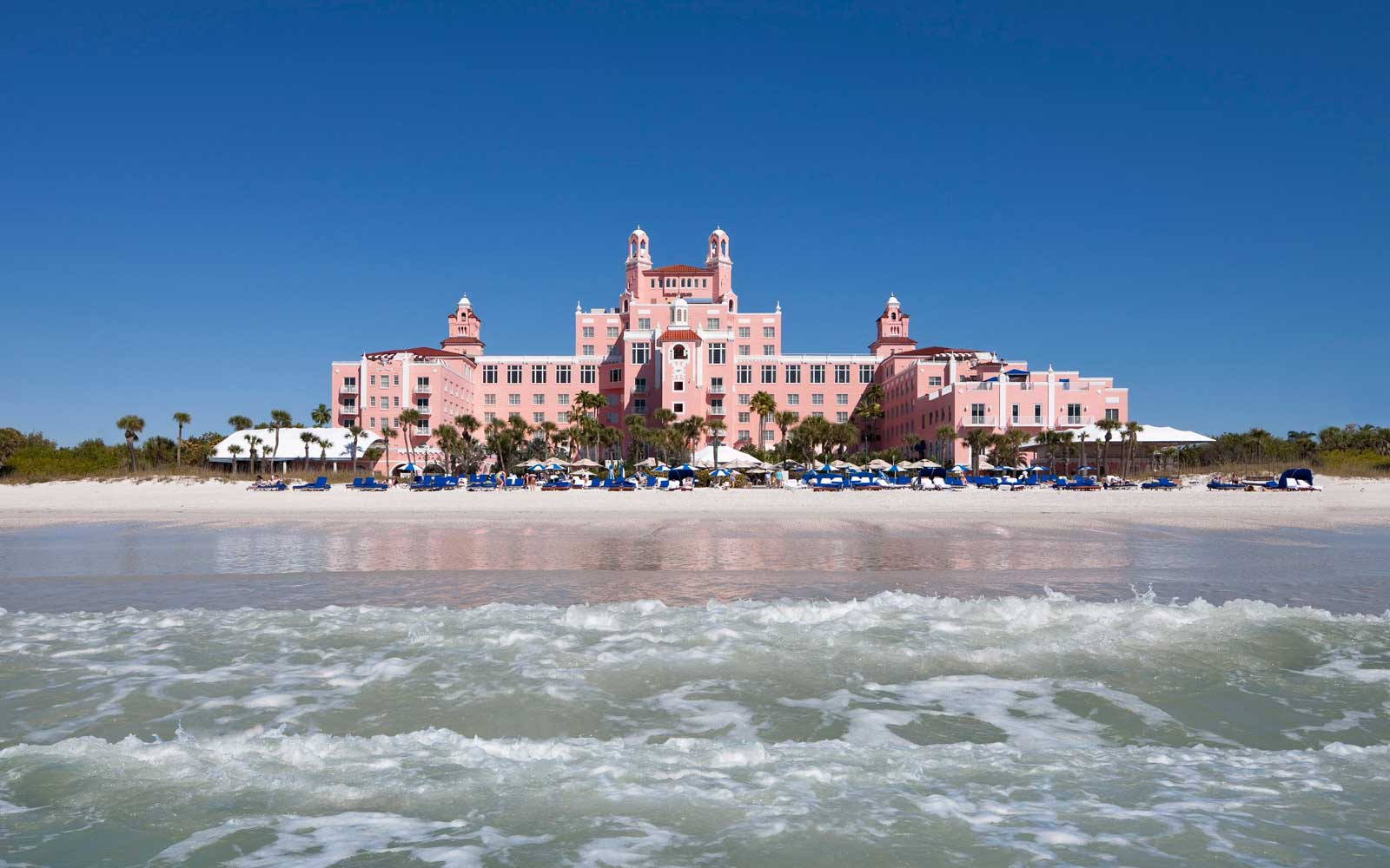 Stay at The Iconic Don CeSar Hotel in St. Pete Beach for Only $246 Per Night
