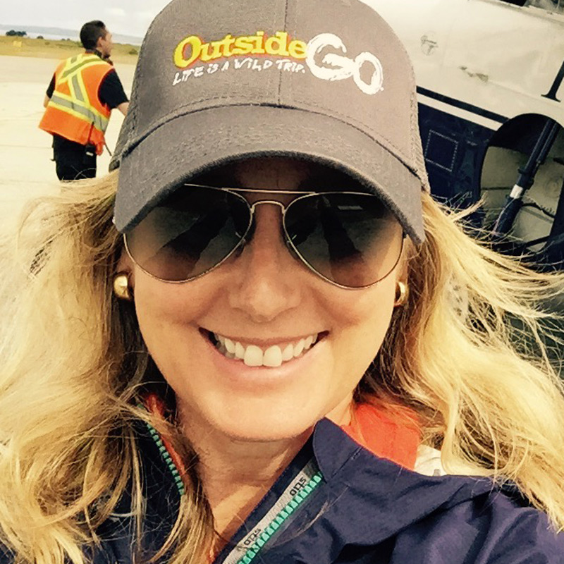 Sandy Cunningham, Travel + Leisure A-List Travel Agent specializing in safaris